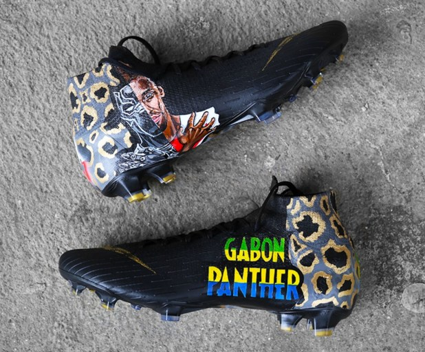 Aubameyang Gabon Panther Superfly