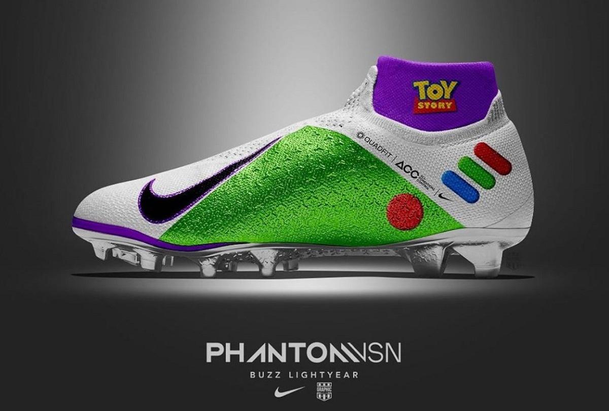 Graphic UNTD Drops Nike PhantomVSN \