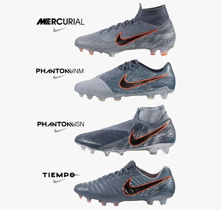 Khuyến cáo chọn size giày cho Mizuno Rebula MIJ và Nike Mercurial
