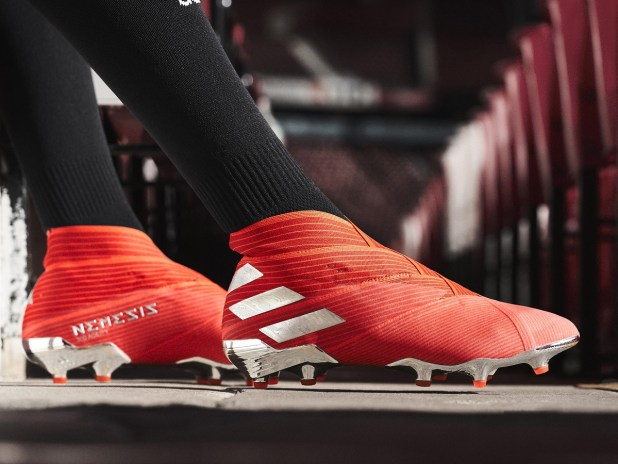 adidas Nemeziz19+ Red