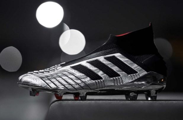 adidas Predator 19+ Silver Metallic