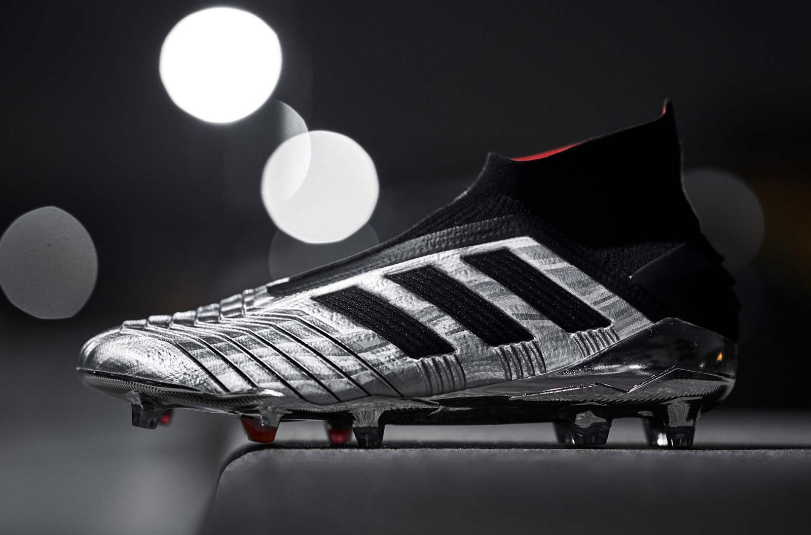 4b703d989 adidas Predator 19+ Silver Metallic
