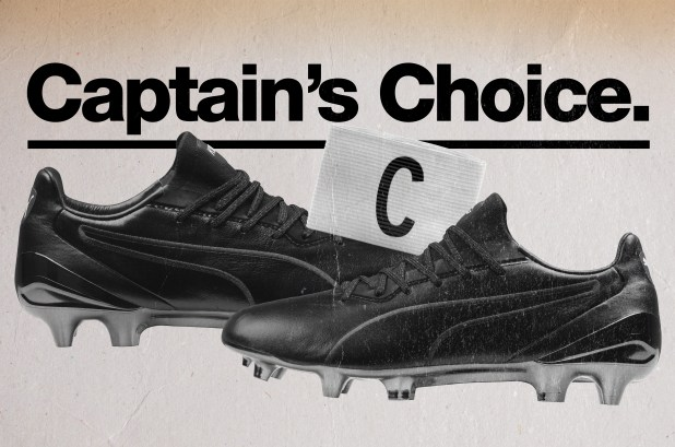 Puma King Platinum Captains Choice