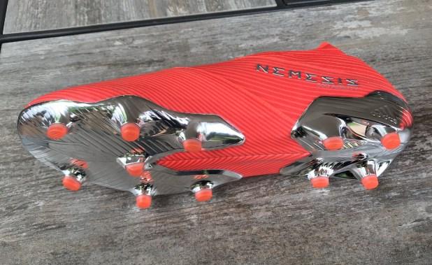 adidas Nemeziz19 Soleplate Design