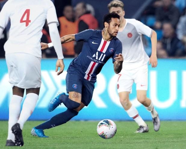 Neymar Mercurial 2019