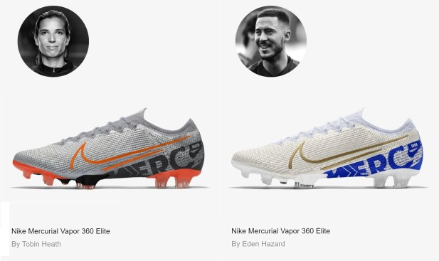 Nike By You Mercurial Vapor