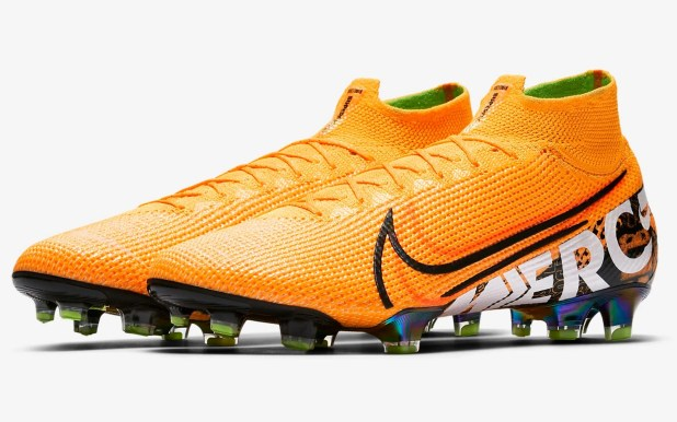Nike Mercurial Superfly 7 Orange