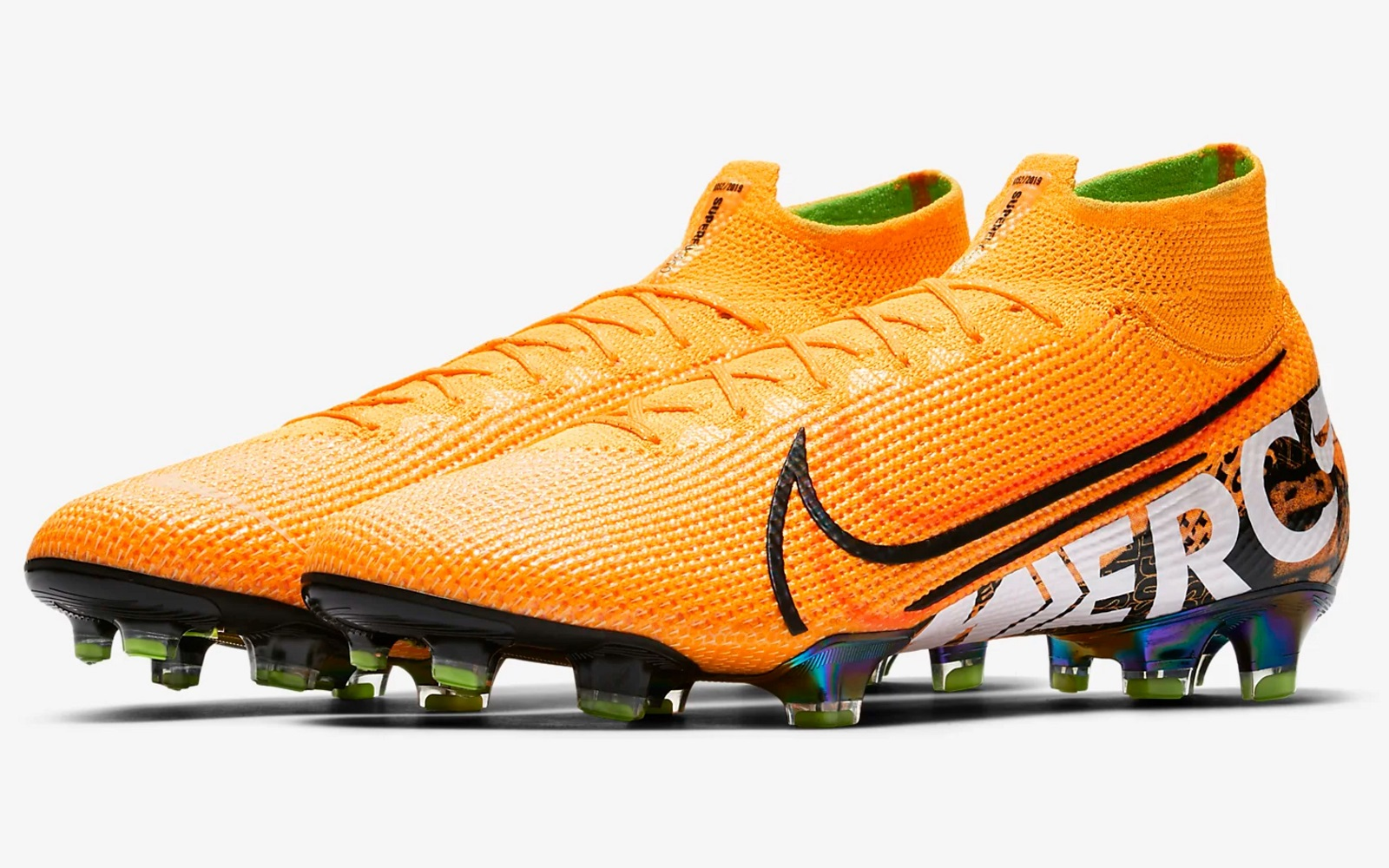 the best attitude 76350 e2312 Nike Mercurial Superfly 7 Orange | Soccer Cleats 101