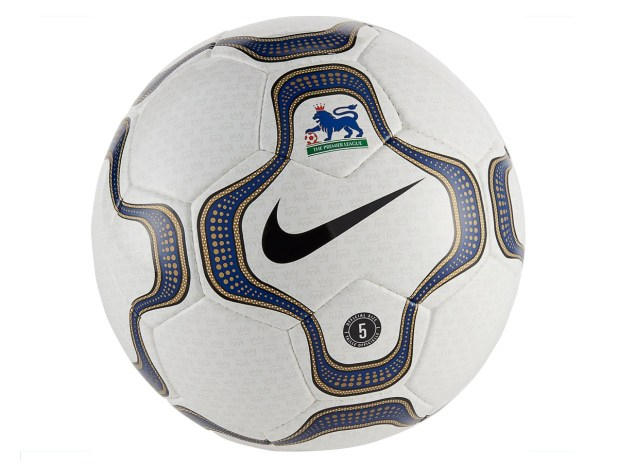 Nike Geo Merlin Premier League 20th Anniversary Ball
