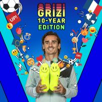 Antoine Griezmann Grizi 10 Year Edition