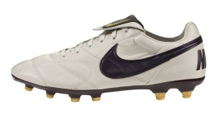 Nike Premier II Side View in Bone White