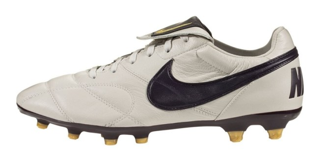 Latest Nike Premier II Colorway Drops in Bone White