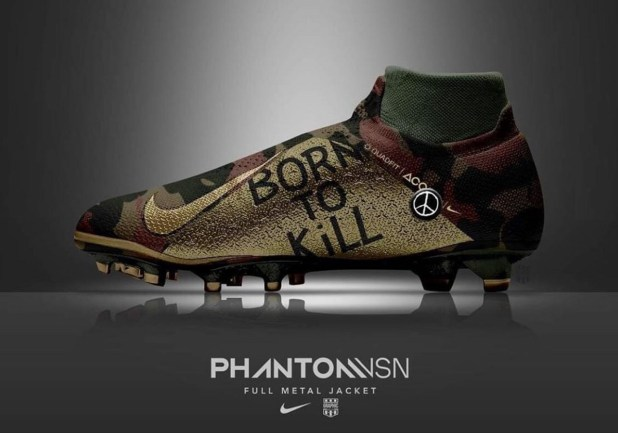 Nike PhantomVSN Full Metal Jacket