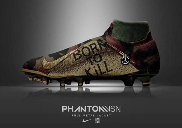 Nike PhantomVSN Full Metal Jacket