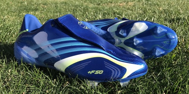 adidas X506 F50+ Remake | Up Close + Performance