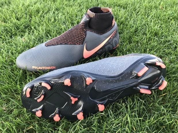 Nike PhantomVSN Fire Soleplate