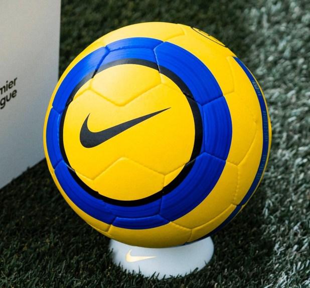Nike Premier League T90 Aerow Hi-Vis Soccer Ball