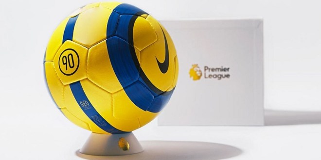 Nike T90 Aerow Hi-Vis Soccer Ball Remake Released