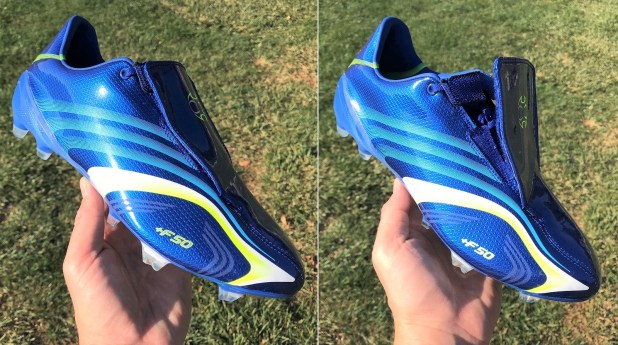 adidas f50+ Remake Lace Cover