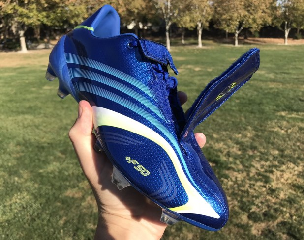 adidas f50+ Remake and Tongue Cover