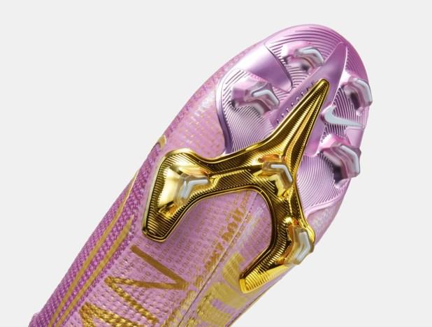 Megan Rapinoe Ballon d'Or Boots 2019 Soleplate