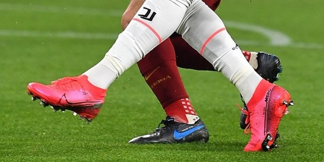 "Ronaldo Debuts Nike Superfly ""Crimson Red"""