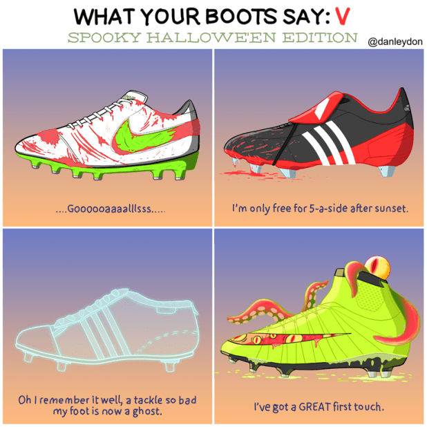 What Your Boots Say 5