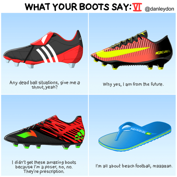 What Your Boots Say 6