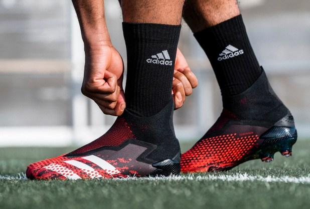 adidas Predator 20+ Mutator On Foot