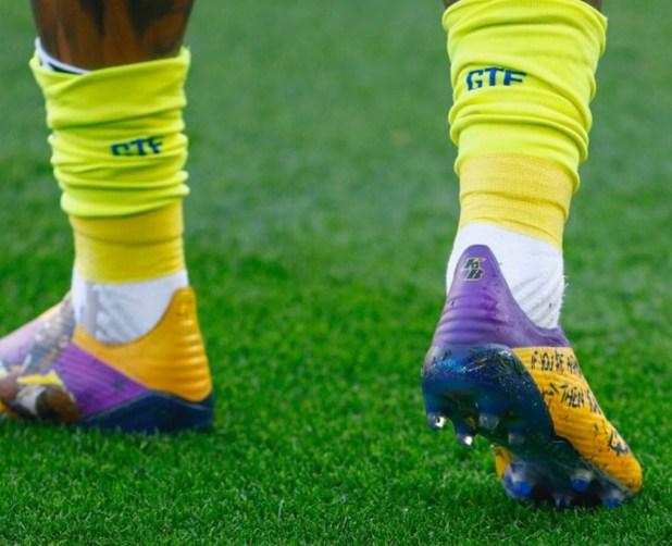 Kenedy Kobe Boots Heel Design