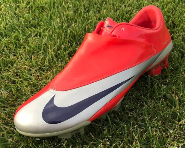 Nike Vapor V Up Close