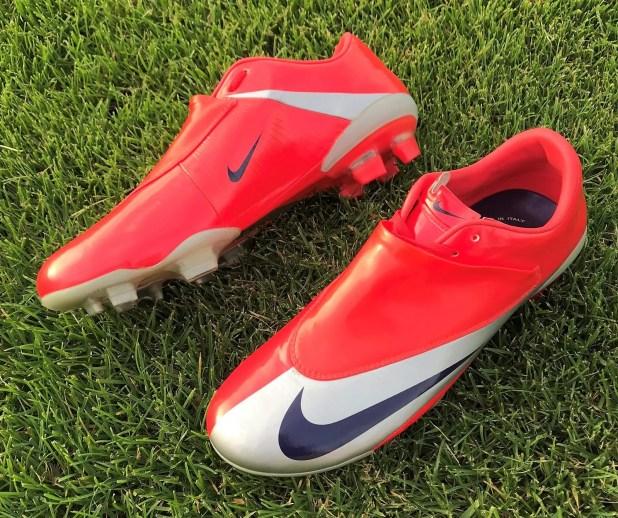 Risk Red Nike Vapor V