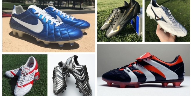 Complete List Of Soccer Boot Brands From A-to-Z