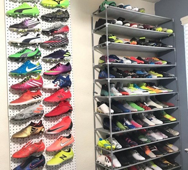 SC101 Boot Wall