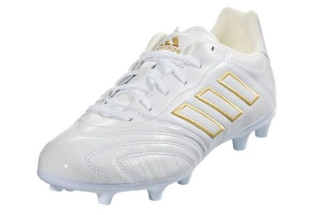 adidas Copa Kapitan White and Gold