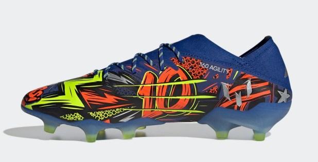 adidas Messi Nemeziz Barcelona 10