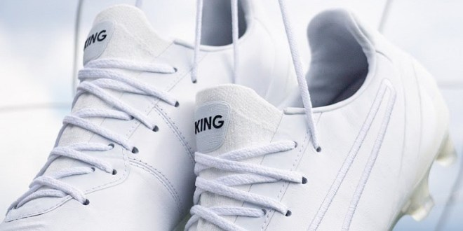 "Puma King Platinum in ""Ice White"" Released"