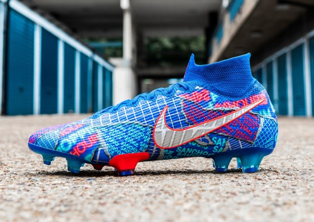 Superfly Jadon Sancho SE11 Collection