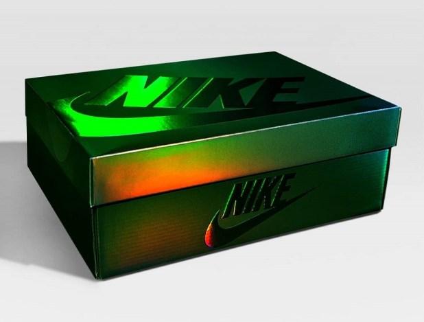 CR7 100 Goals Boot Box
