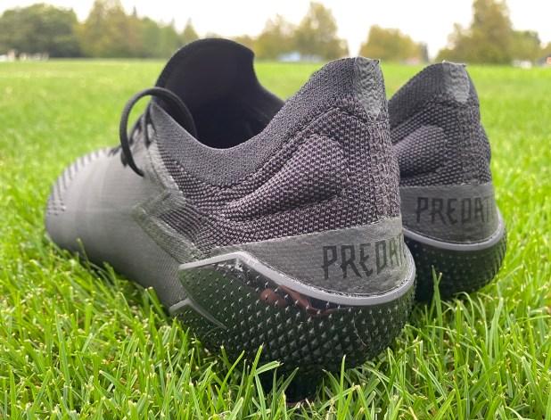 Predator 20.1 Heel Cut and Design
