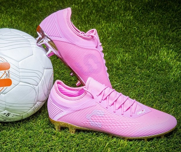 Charly Pink Boots Limited Edition