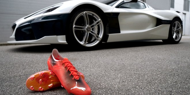 Puma Release The Lightest Soccer Cleat Ever!