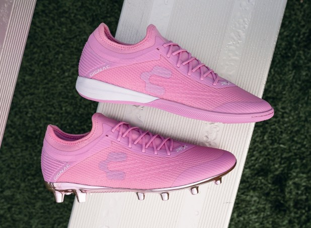 Pink Charly Gignac Boots