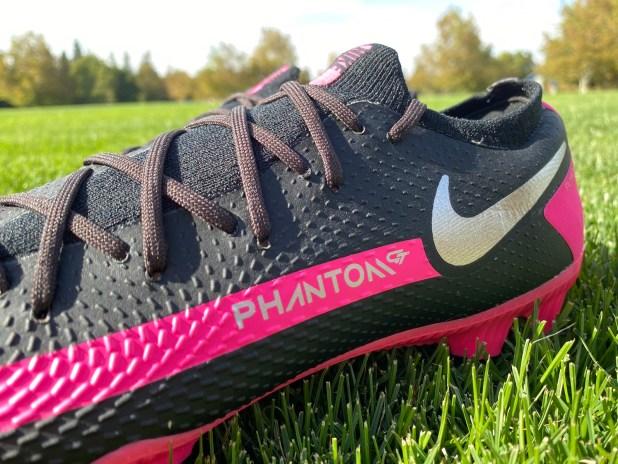 Nike Phantom GT Pro Upper Design