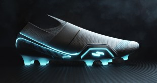 Tesla Concept Soccer Shoes