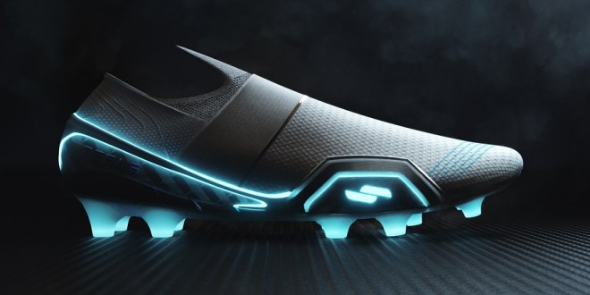 """What If"" Tesla Released Special Edition Soccer Cleats"