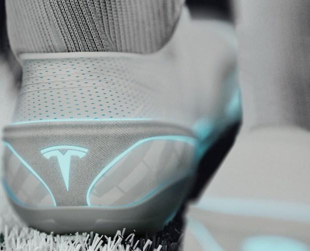 Tesla Soccer Cleats Heal