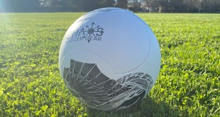 Chaos Soccer Ball Dragon Review