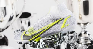 Nike Mercurial Superfly Safari Silverware