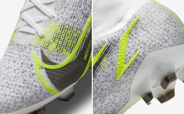 Safari Print in Silver Nike Superfly 8 Elite